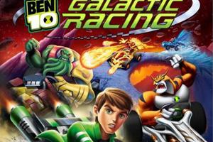 Ben 10 Galactic Racing (Foto: Divulgação)