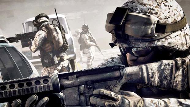 53% dos players de Battlefield 3 também joga Call of Duty: Modern Warfare 3 (Foto: Divulgação)
