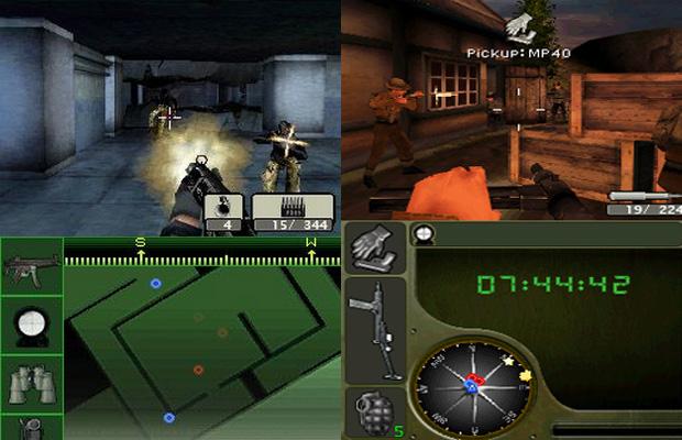 Call of Duty: Modern Warfare 3 no Nintendo DS (Foto: Divulgação)