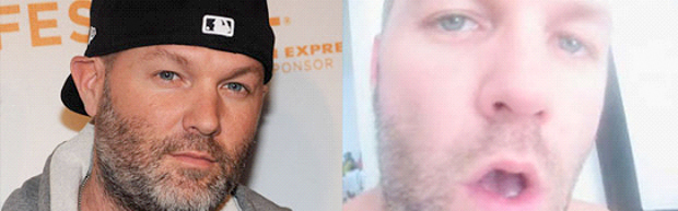 Fred Durst (Foto: Reproduo)