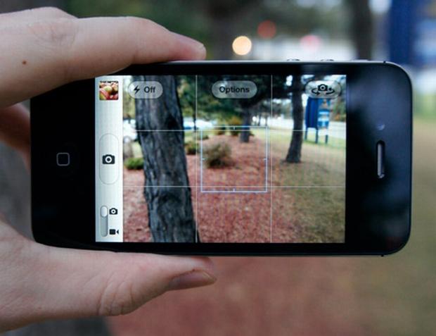 iPhone 4S já está em segundo lugar no ranking de câmeras mais usadas do Flickr (Foto: Reprodução)
