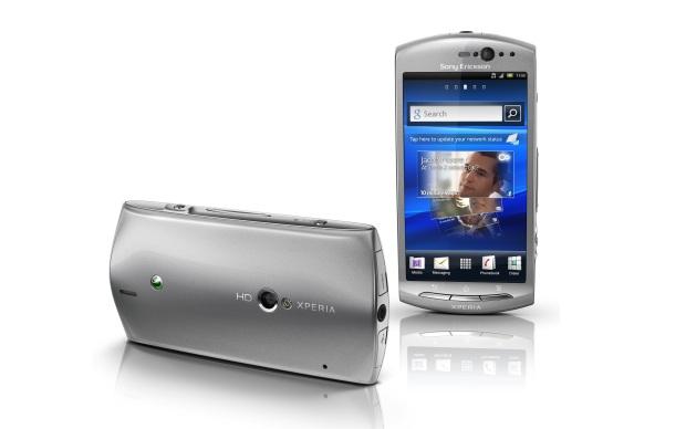 Sony Ericsson Xperia neo V (Foto: Divulgação)