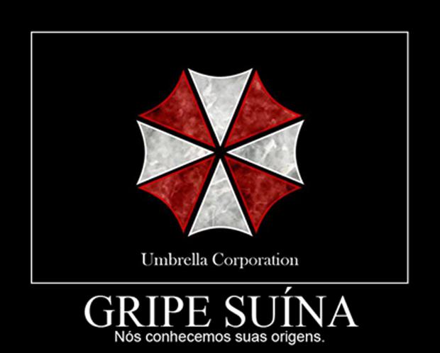 Gripe Suína (Foto: Reprodução)