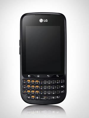 LG Optimus Pro (Foto: Divulgação)