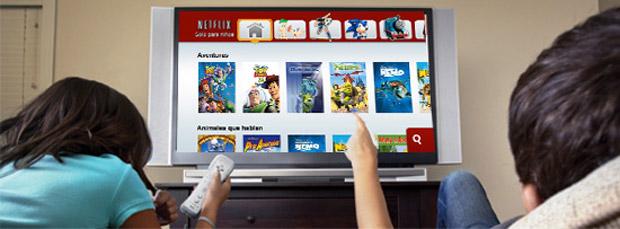 Netflix no Nintendo Wii agora tem programação especial para crianças (Foto: Divulgação)