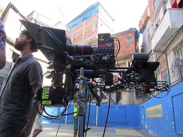 Câmera RED, usada também nas filmagens de Avatar (Foto: Divulgação)