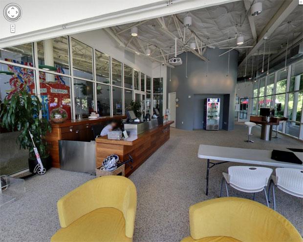 Googleplex (Foto: Divulgação)