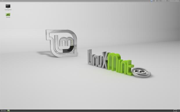 Linux Mint 12 (Foto: Divulgação)