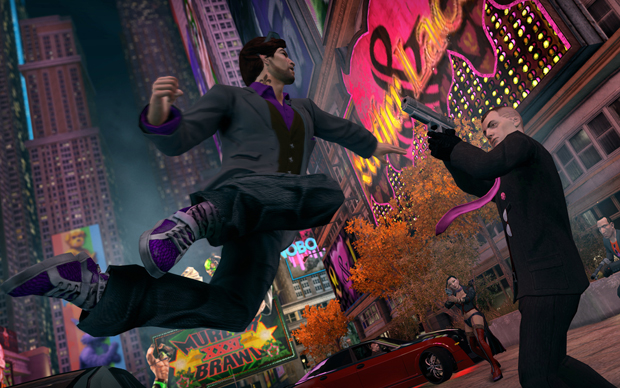 Saints Row: The Third (Foto: Divulgação)