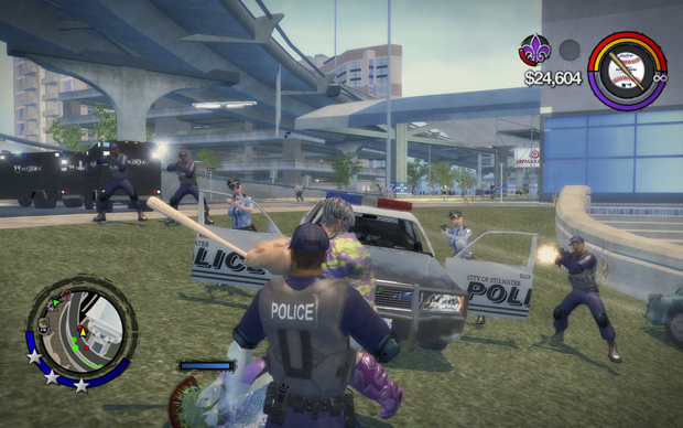 Saints Row: The Third (Foto: Penny Arcade)
