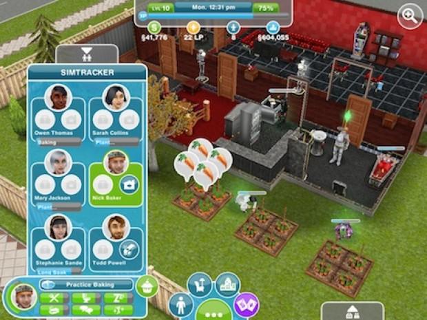 The Sims FreePlay (Foto: Divulgação)