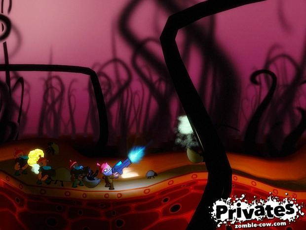 Privates (Foto: Divulgação)