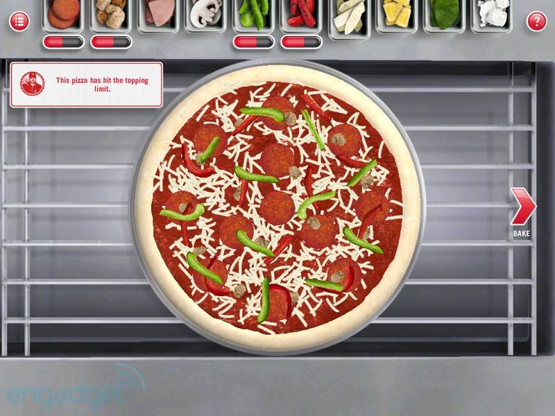 Domino`s Pizza Hero (Foto: Divulgação)