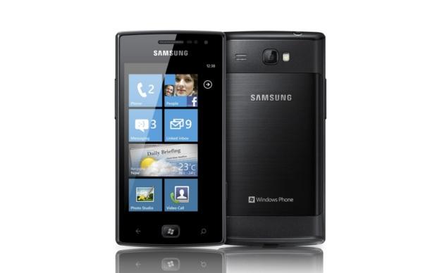 Samsung Omnia W (Foto: Divulgação)