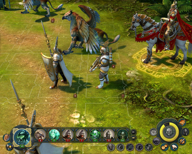Might & Magic Heroes VI. (Foto: Divulgação)