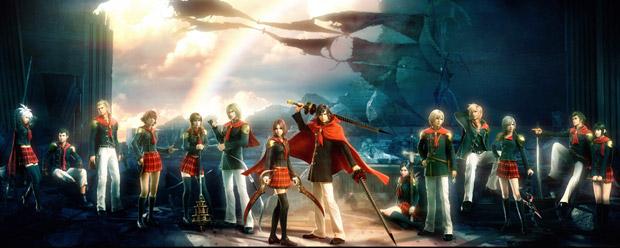 Final Fantasy Type-0 (Foto: Divulgação)