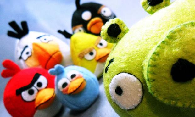 Angry Birds (Foto: Divulgação)
