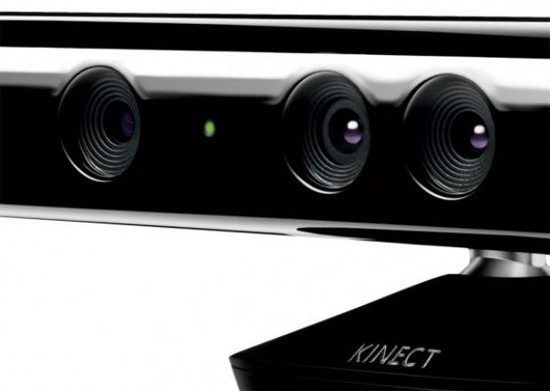 Kinect (Foto: Divulgação)