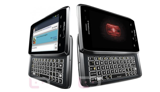Motorola Droid/Milestone 4 (Foto: Droid-Life)