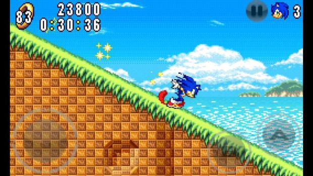 Sonic Advance (Foto: Divulgação)