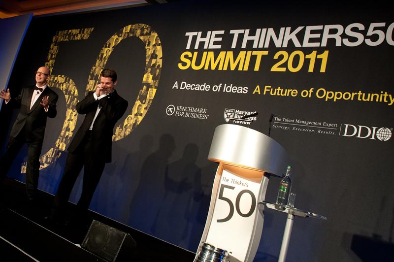 The Thinkers 50 2011 David Lake Photography (Foto: Reprodução)