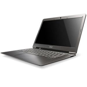 Ultrabook Acer feito com fibra de vidro (Foto: Divulgação)