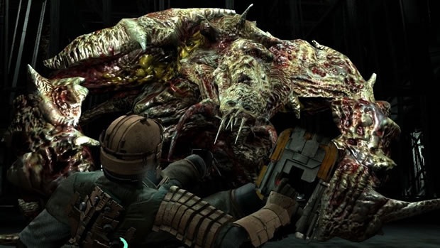 EA quer fazer um Dead Space em primeira pessoa (Foto: Divulgação)
