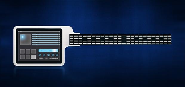 Guitarra de iPad (Foto: Reprodução)