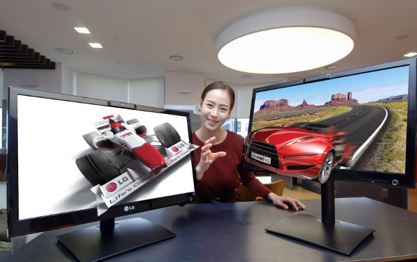 LG apresenta monitor DX2500 com sensor de movimento e com 3D sem a necessidade de óculos! Lg_dx2500
