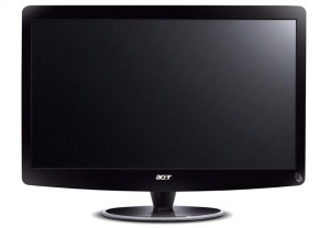 Monitor Acer HR274H (Foto: Divulga&#231;&#227;o)