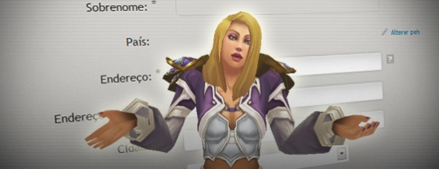 Preparando sua conta para o World of Warcraft no Brasil (Foto: Divulgação)