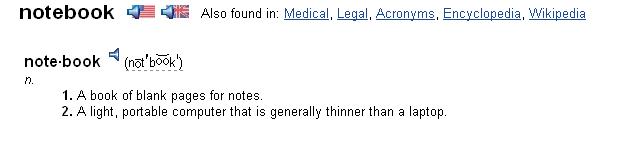 The Free Dictionary (Foto: Reprodução)