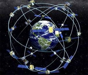 Triangulação GPS (Foto: Divulgação)