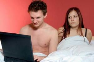 Muitos checam as redes depois de fazer sexo  (Foto: Reprodução)