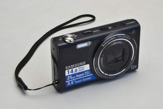 Samsung WB210 (Foto: Stella Dauer)