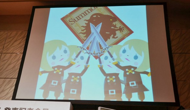 """Visual de Final Fantasy Brigade promete ser """"fofinho"""" (Foto: Reprodução)"""