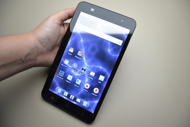 tablet zte v9c with the