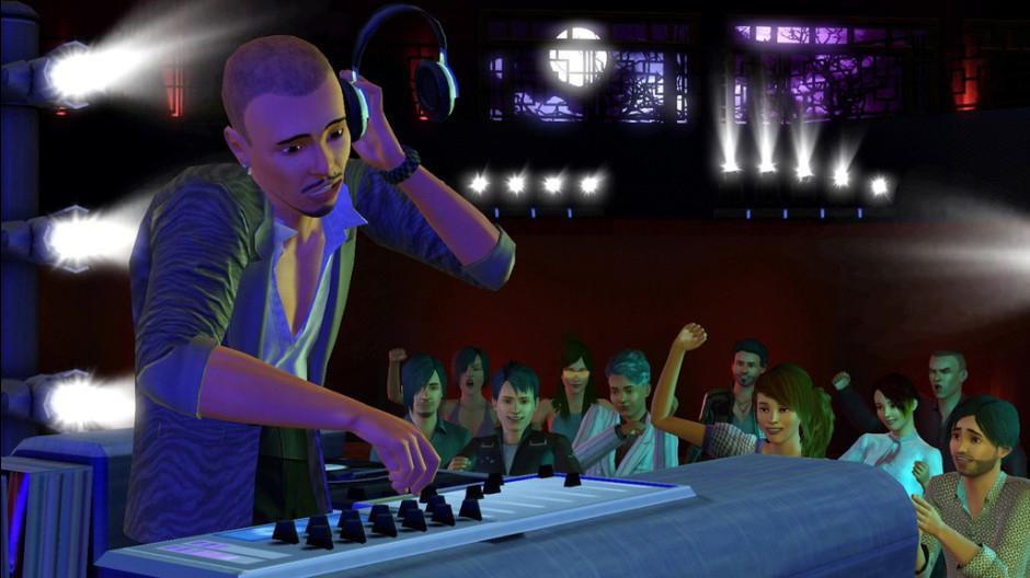 The Sims 3: Showtime (Foto: Divulgação)