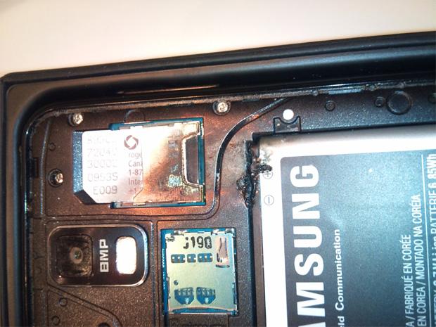 Samsung Galaxy S II Skyrocket (Foto: Reprodução/XDA Developers)