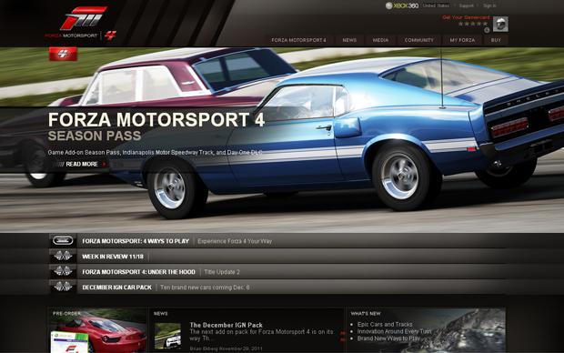 My Forza  (Foto: Reprodução)