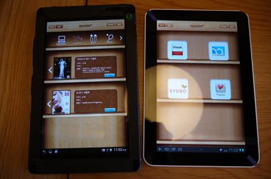 LG Optimus Tab (Foto: Reprodução/The Verge)