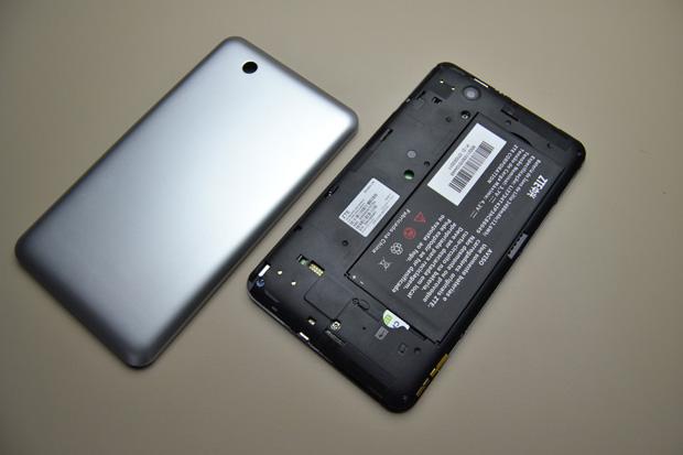 Um tablet que abre a traseira! (Foto: Stella Dauer)