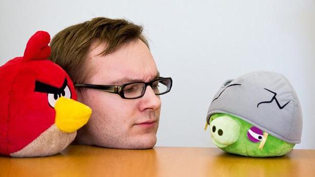 Jaakko Iisalo confirma quatro jogos da série Angry Birds para 2012, um deles sendo jogo social (Foto: Divulgação)
