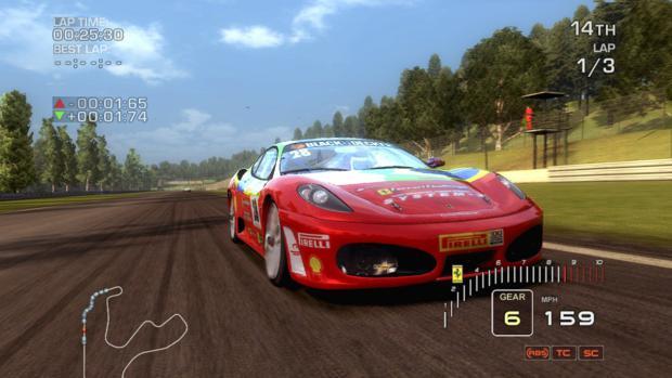Ferrari The Race Experience (Foto Divulgação)
