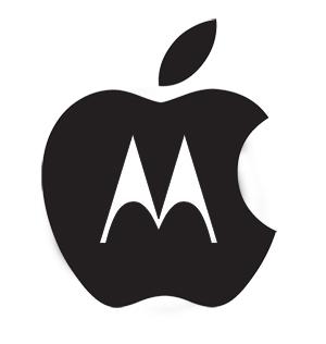 Motorola e Apple brigam por patentes (Foto: Reprodução)