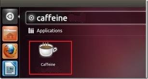 Caffeine.  (Foto: Reprodução/ Ubuntizando El Planeta)