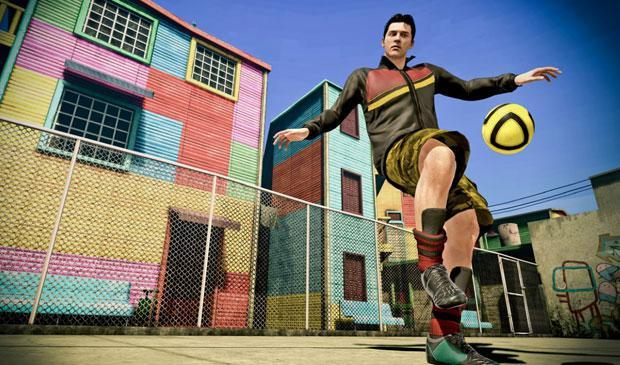 EA Sports apresenta mais detalhes sobre FIFA Street Fifa-street-foto-divulgacao