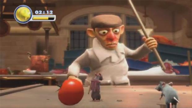 Kinect Rush: A Disney Pixar Adventure (Foto: Divulgação)