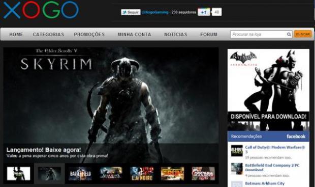 Xogo Gaming Network (Foto Divulgação)