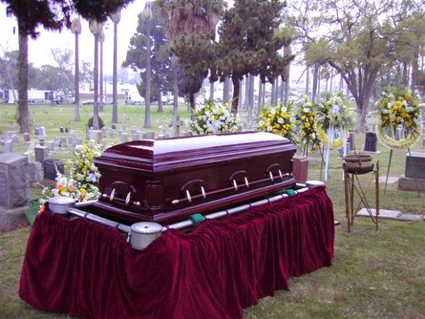 Funeral. (Foto: Divulgação)